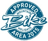 Approved Bike Area 2015 - Flachau